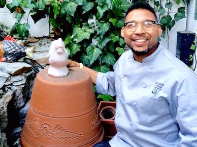 #ChefMickBrown